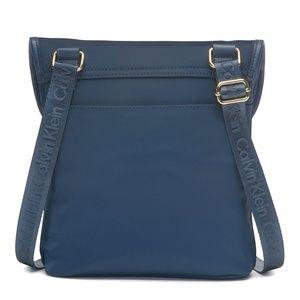 6c7f9af333 Calvin Klein Bags - NWT Calvin Klein Navy Nylon Florence Crossbody Bag